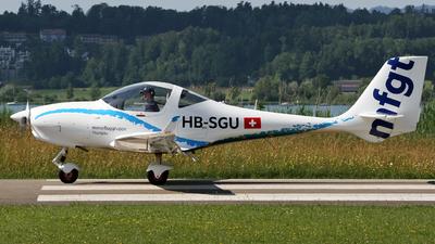 HB-SGU - Aquila A211GX - Motorfluggruppe Thurgau