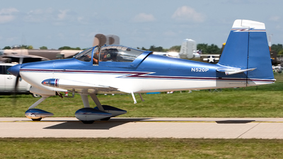 A picture of N520P - Van's RV7A - [70798] - © Jeremy D. Dando