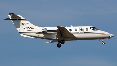 I-ALVC - Raytheon Hawker 400XP - Private