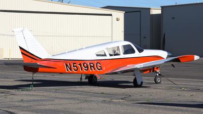N519RG - Piper PA-28R-200 Cherokee Arrow - Private