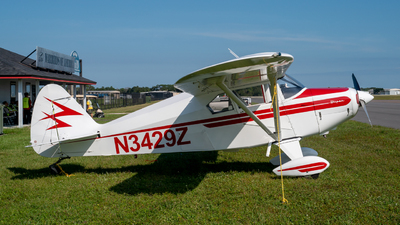N3429Z - Piper PA-22-150 Pacer - Private