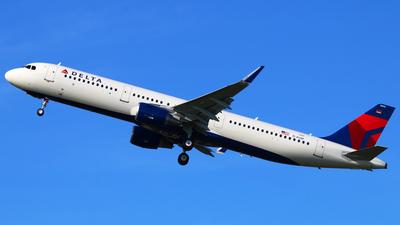 D-AYAP - Airbus A321-211 - Delta Air Lines