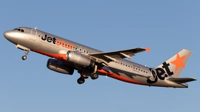 VH-VGH - Airbus A320-232 - Jetstar Airways