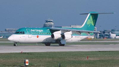 EI-CLG - British Aerospace BAe 146-100 - Aer Lingus
