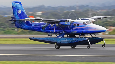 N77TF - Viking DHC-6-400 Twin Otter - Private