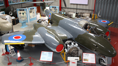 EE531 - Gloster Meteor F.4 - United Kingdom - Royal Air Force (RAF)