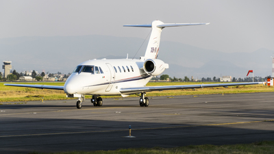 XB-VFJ - Cessna 650 Citation VII - Private