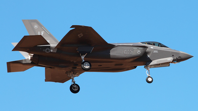 15-5182 - Lockheed Martin F-35A Lightning II - United States - US Air Force (USAF)