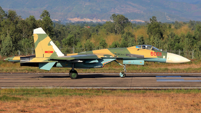 6001 - Sukhoi Su-27SK Flanker  - Vietnam - Air Force