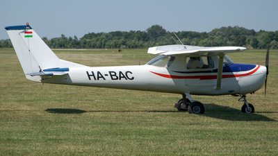 HA-BAC - Cessna 150J - Private