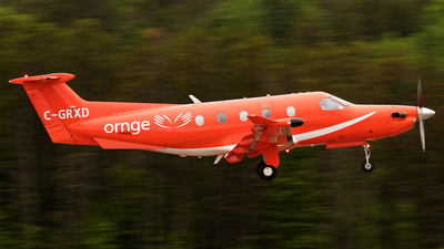 A picture of CGRXD - Pilatus PC12/47E - Ornge Air - © SMillar