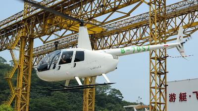 B-70SZ - Robinson R44 Clipper II - Zhongnan General Aviation