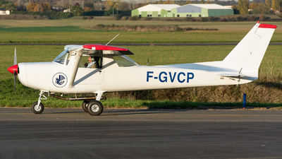 F-GVCP - Reims-Cessna F152 - Aero Club - Air France