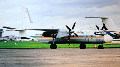 HA-TCN - Antonov An-26 - CityLine Hungary