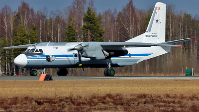 RF-36004 - Antonov An-26 - Russia - Air Force