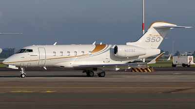 N501BZ - Bombardier BD-100-1A10 Challenger 350 - Bombardier Aerospace