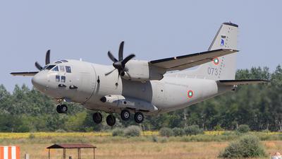 073 - Alenia C-27J Spartan - Bulgaria - Air Force