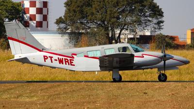 PT-WRE - Embraer EMB-810D Seneca III - Santa Fé Táxi Aéreo