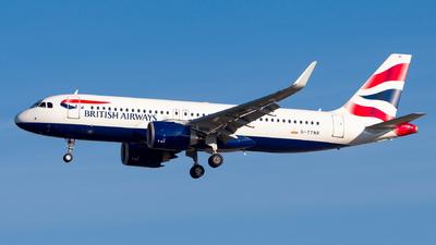 G-TTNR - Airbus A320-251N - British Airways