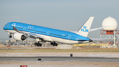 PH-BHA - Boeing 787-9 Dreamliner - KLM Royal Dutch Airlines