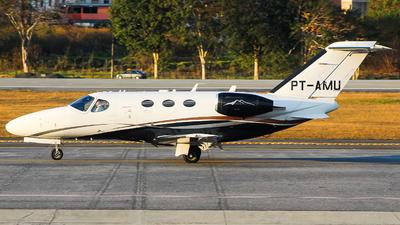 A picture of PTAMU - Cessna 510 Citation Mustang - [5100401] - © Gabriel Wallace