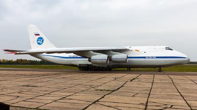 RA-82010 - Antonov An-124-100 Ruslan - Russia - 224th Flight Unit State Airline