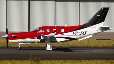 PP-JXX - Socata TBM-900 - Private