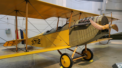 N3712 - Curtiss JN-4D Jenny - Private