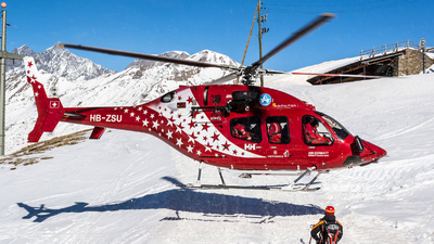 HB-ZSU - Bell 429 Global Ranger - Air Zermatt