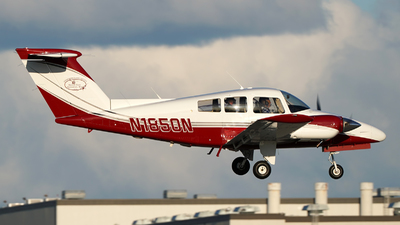 N1850N - Beechcraft 76 Duchess - Snohomish Flying Service