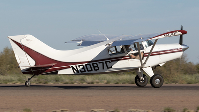 N3087C - Maule MX-7-180 - Private