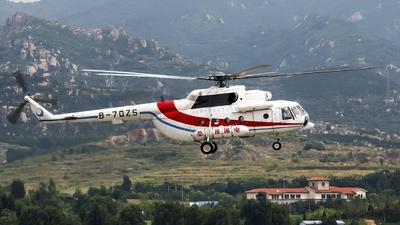 B-70ZS - Mil Mi-171C - Qingdao Helicopters