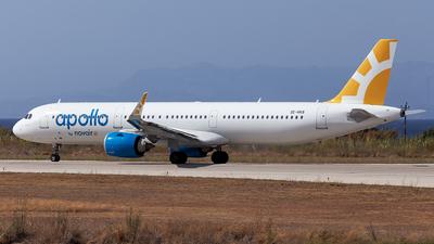 A picture of SERKB - Airbus A321251N - Novair - © Oksana