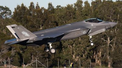 A35-010 - Lockheed Martin F-35A Lightning II - Australia - Royal Australian Air Force (RAAF)