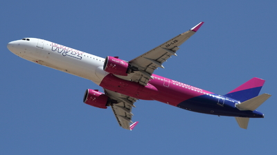 A picture of HALVB - Airbus A321271NX - Wizz Air - © ikeharel