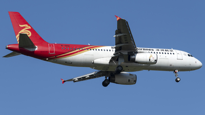 B-1601 - Airbus A320-232 - Shenzhen Airlines