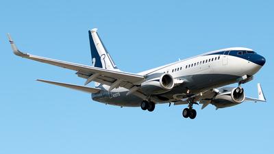 N101TD - Boeing 737-72U(BBJ) - Private