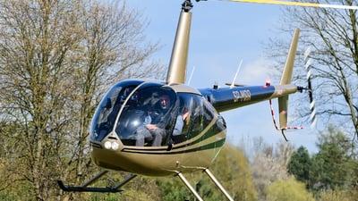 SP-MRR - Robinson R44 Raven - Private
