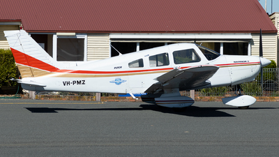 VH-PMZ - Piper PA-28-161 Warrior II - Aero Club - Ballarat