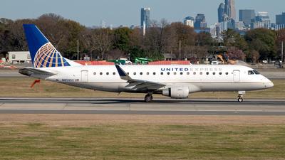 N85352 - Embraer 170-200LR - United Express (Mesa Airlines)