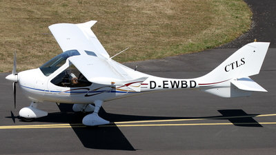 D-EWBD - Flight Design CTLS - Private