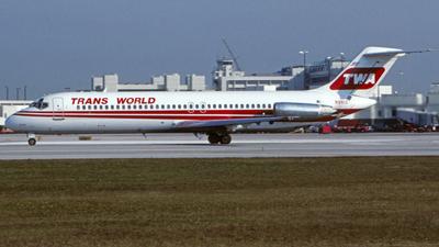 N981Z - McDonnell Douglas DC-9-31 - Trans World Airlines (TWA)