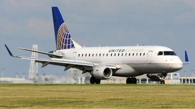 N631RW - Embraer 170-100SE - United Express (Republic Airlines)