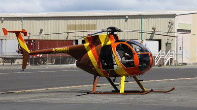 N369MH - Hughes 369D - Makani Kai Helicopters