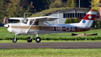 A picture of HBCFA - Cessna F152 - [1801] - © Mirko Bleuer
