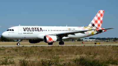 A picture of ECMBK - Airbus A320214 - Volotea - © Donato Bolelli