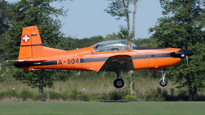 N904A - Pilatus PC-7 - Private