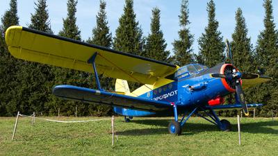 RA-2015 - PZL-Mielec An-2R - Private