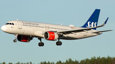 EI-SIG - Airbus A320-251N - SAS Ireland