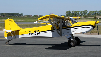 PH-JOO - Kitplanes for Africa Safari VLA - Private